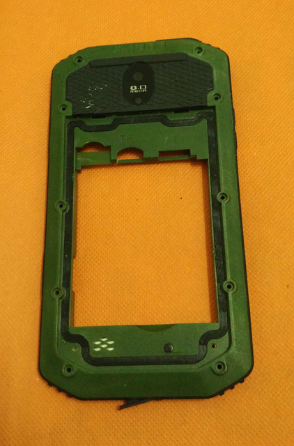 Used Original Back Frame shell case + Loud speaker+ Antennas for Hummer H8 MTK6572 Dual Core 5.0 Inch Free Shipping