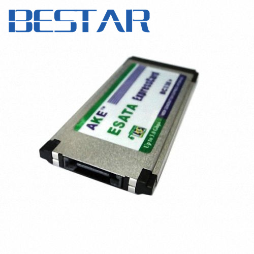 ESATA Interface Express Card ExpressCard Latop Notebook 34mm port AKE inside hide type