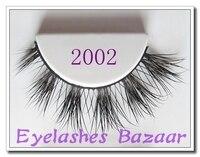 Free Shipping Fashion Style 2002 1pcs Lot Mink Fur Lashes