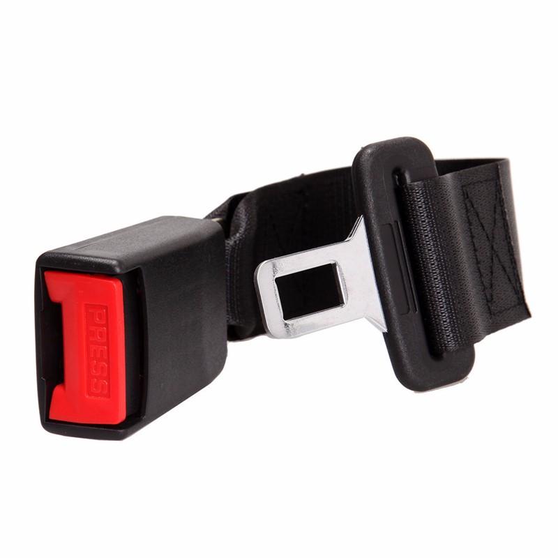 Universal 14 Car Truck Seat Belt Seatbelt Extender Extension Safety Buckle 78 6