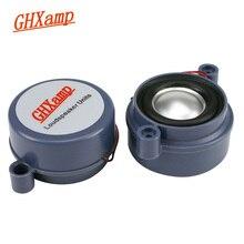 GHXAMP 1 дюймов Полнодиапазонный динамик 33 мм полость громкий динамик 4 Ом 2 Вт для Bluetooth динамик DIY реклама мини умный динамик 2 шт