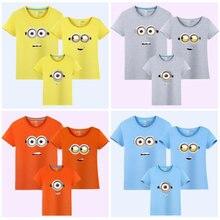 Family Matching Minions T Shirts