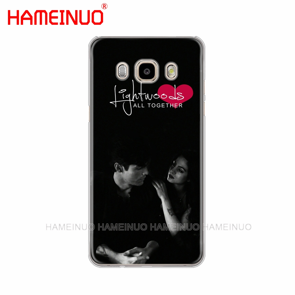 HAMEINUO shadowhunters cover phone case for Samsung Galaxy J1 J2 J3 J5 J7 MINI ACE 2016 2015 prime