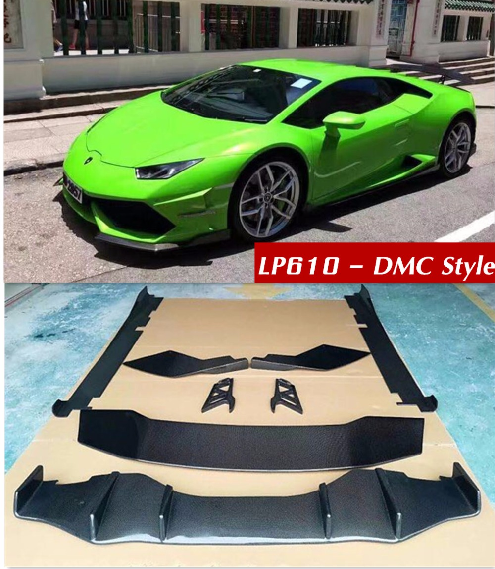 Automobiles & Motorcycles Oem Style Car Styling Real Carbon Fiber Side Skirt Extension Bodykits For Lamborghini Aventador Lp700-4
