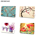 Flower series Protector Shell Hard Case For Macbook Pro Retina 13 15 Air 11 13 Retina 12 A1534