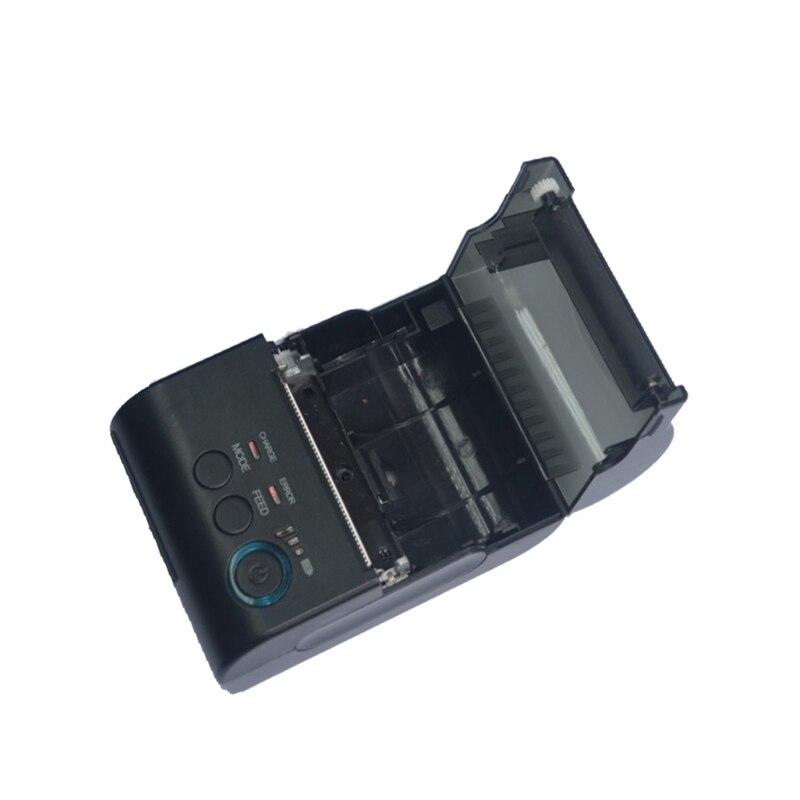 58 мм Портативный rs232 принтер с батареей USB интерфейс Карманный принтер Поддержка нескольких Компьютер печати HS 585BSU