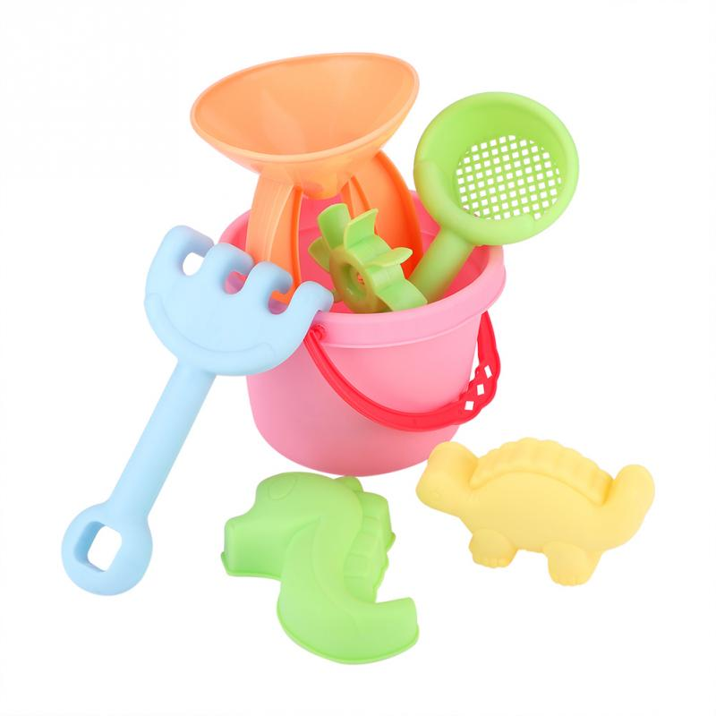Sand Water Beach Play Toys Set 2018 Summer Kids Children Seaside Water Sand Play Game Toys Funny Tools Beach Toys For Children