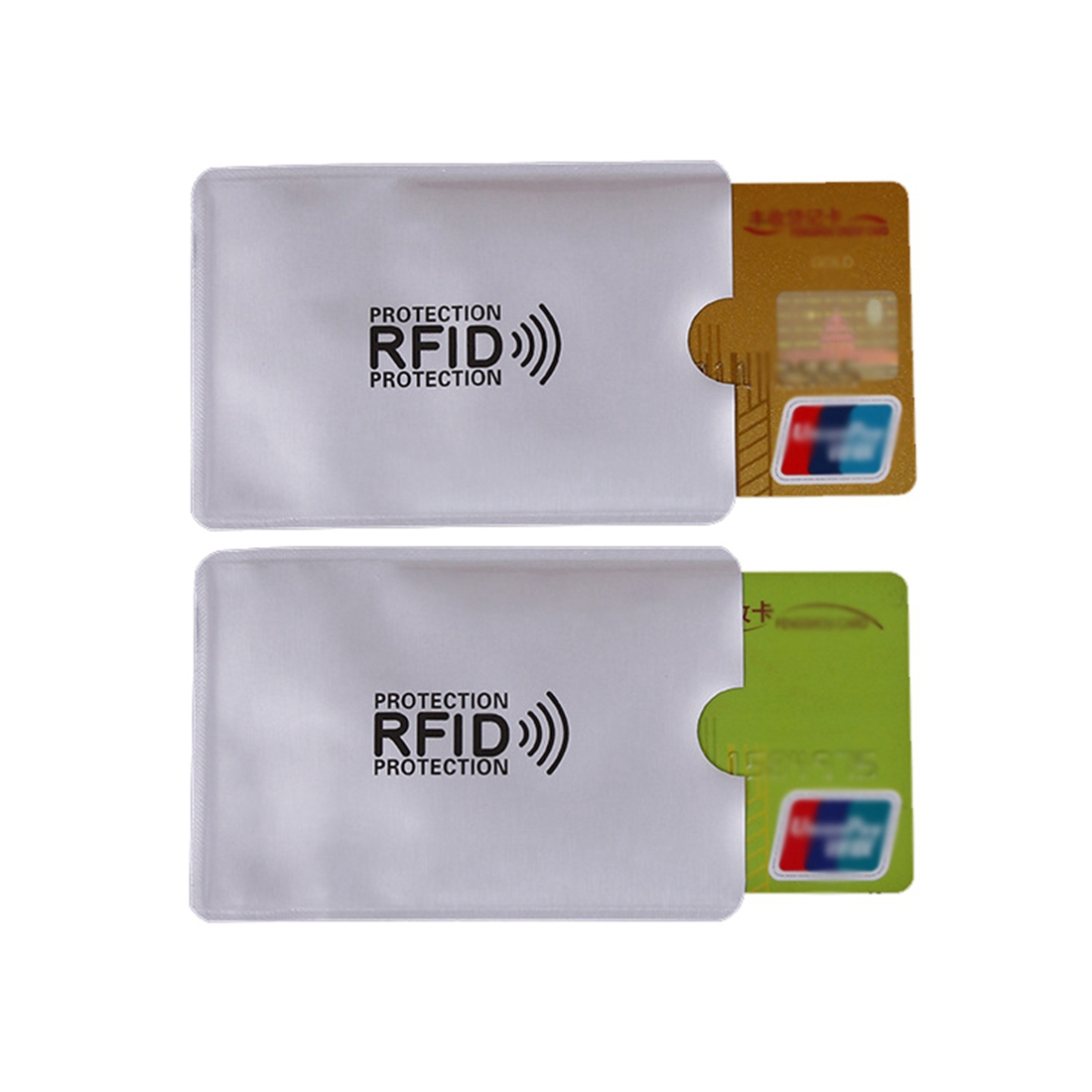 Buy credit card protectors and get free shipping on aliexpress reheart Choice Image