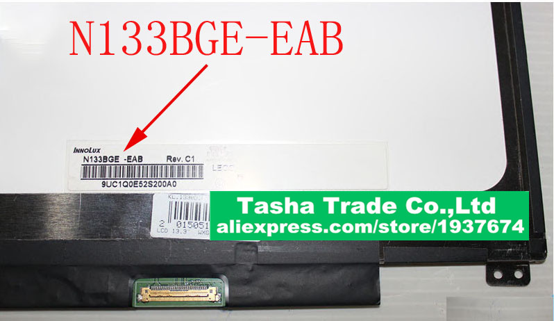 For Toshiba ChromeBook CB30 CB30-B LCD Screen 1366*768 30pin Up+Down Screw Holes LCD Laptop LED Display Screen Original 15 6 1366 768 edp 30pin lcd led laptop screen display nt156whm n32 n156bge lb1 l41 l31 e42 e32 nt156whm n12