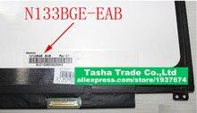Para Toshiba ChromeBook CB30 CB30-B Pantalla LCD 1366*768 30pin Arriba + Abajo Tornillo Agujeros LCD Portátil de Pantalla LED pantalla Original