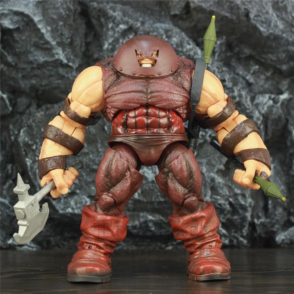 Marvel Select X MEN Juggernaut 10 Action Figure 22cm KO s Diamond Select DST MS X