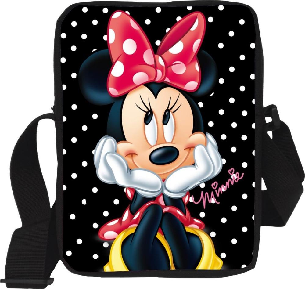 Классическая мультипликационный персонаж Курьерские сумки маленький Барби 3D Crossbody Сумочка для девочек сумки женские Повседневное дорожна...