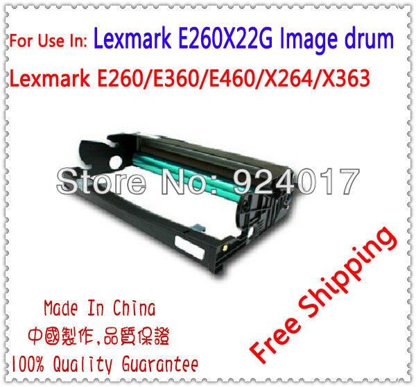 Bildtrommeleinheit Für Lexmark E260 E360 E260D E260DN E360D E360DN Drucker, Für Lexmark...