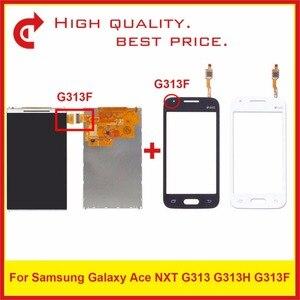 "Image 1 - Hoge Kwaliteit 4.0 ""Voor Samsung Galaxy DUOS Ace NXT G313 G313H G313F Lcd scherm Met Touch Screen Digitizer Sensor panel"