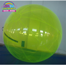 Guangzhou manufacturer produces cheap price inflatable ball you get inside water roller zorb ball for sale