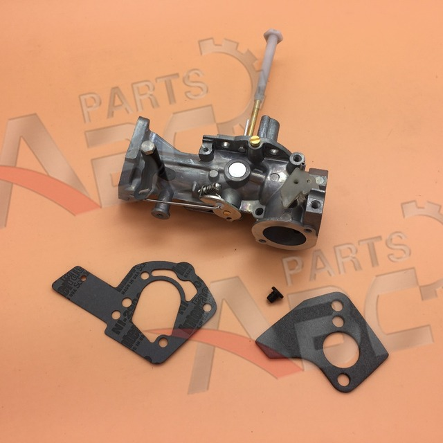 US $39 99 |CARBURETOR Carb Replaces 498298 for Briggs & Stratton 5hp 5 hp 4  Cycle Engines-in ATV Parts & Accessories from Automobiles & Motorcycles on