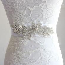 Rhinestone Wedding Belt