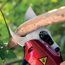 Garden Tool 30mm 4AH Li-ion battery Electric pruner WS P-1 free shipping
