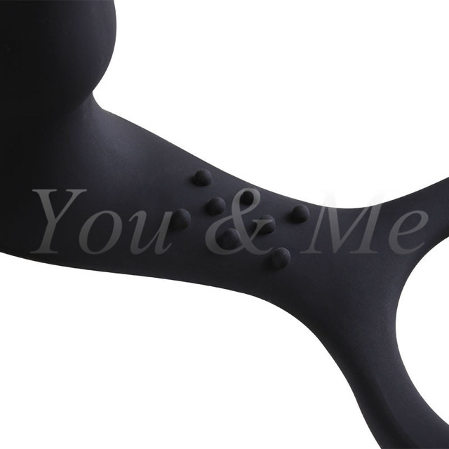 Anal Sex Toys For Man Prostate Massager,Waterproof Vibrating Butt