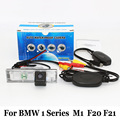 Car Backing Camera For BMW 1 Series M1 F20 F21 / RCA Wired Or Wireless / HD Wide Lens Angle / CCD Night Vision Rear-view Camera