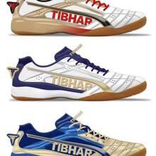 7792462c1 الأصلي Tibhar الكلاسيكية الجديدة نمط الرجال النساء تنس حذاء رياضي للرجال  المهنية الرياضة أحذية تنس طاولة