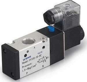 20PCS Free shipping Pneumatic valve solenoid valve 3V410-15-NO Normally open DC24V AC220V,1/2 , 3 port 2 position 3/2 way,