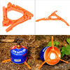 Fire Maple Folding Camping Stove Cooking Gas Tank Bracket Bottle Shelf Stand Gaskocher Camping For Cooking Gas Stove