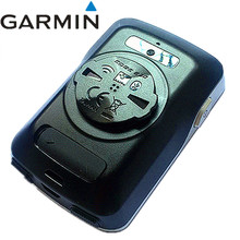 Oryginalna czarna tylna pokrywa dla GARMIN EDGE 820 prędkościomierz rowerowy tylna pokrywa naprawa wymiana tylna obudowa darmowa wysyłka