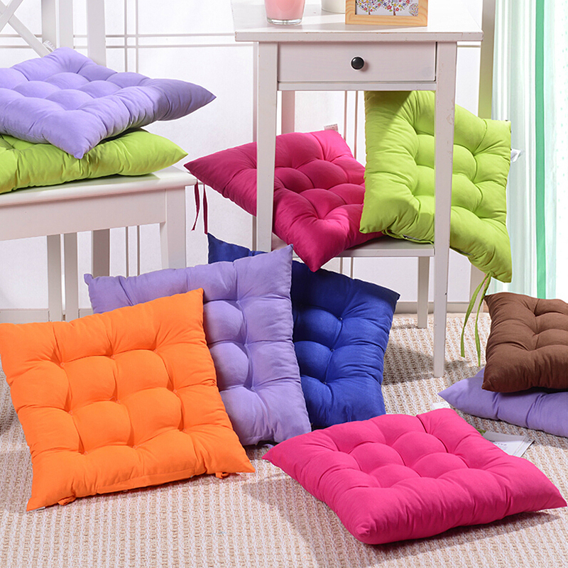 dining room chair pads and cushions high definition pics | High Quality!!New Dining Garden Chair Seat Pad Upholstery ...