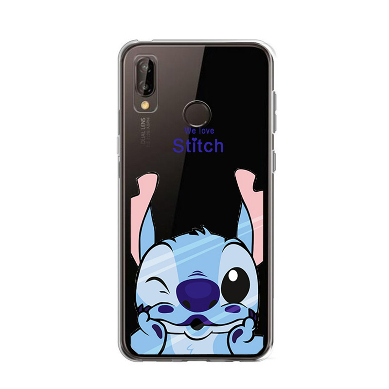 fundas coque for huawei mate 10 lite case luxury silicon cover for huawei p20 lite p smart case