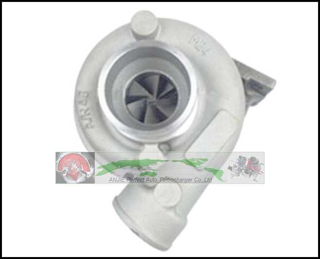 Turbo TA2505 454163-0001 454163 0001 99449947 Turbine Turbocharger For Iveco For Fiat Tractor 8045.25.287 3.9L 122HP 1998- the original saic iveco hongyan jie lion iveco flag changtour version 1 24 tractor truck model