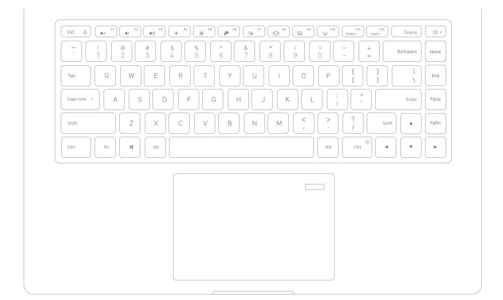 Original Xiaomi Mi Notebook Air 15.6 Inch Laptop Intel Core i5-8250U CPU 8GB 256GB SSD Fingerprint Unlock 3.4GHz Windows 10 ok (15)
