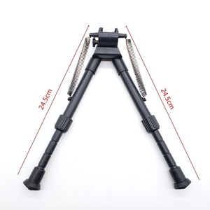 Airsoft M4 Barrett Bracket Toy Water Gun Bracket Accessories Refitted For 20mm-23mm Guide Rail