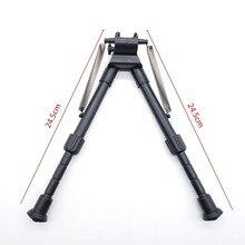 Support Airsoft M4 Barrett accessoires de support de pistolet à eau pour Rail de guidage 20mm 23mm