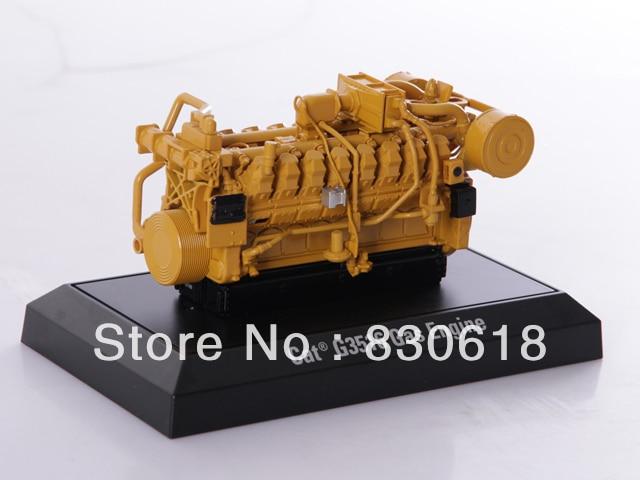 Norscot 1:25 Diecast Caterpillar CAT G3516 Gas Engine Construction vehicles toy