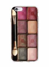 Colorful Makeup Palette Phone Case  iPhone 5 6 6S 6Plus 7 7Plus 8 8Plus X