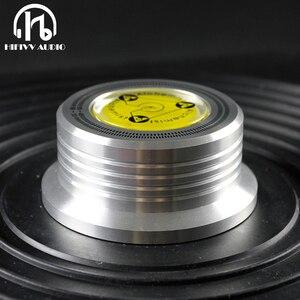 Image 2 - 3 в 1 LP Дисковый стабилизатор, поворотный металлический зажим для записи, для виниловой записи, вибростабилизатор
