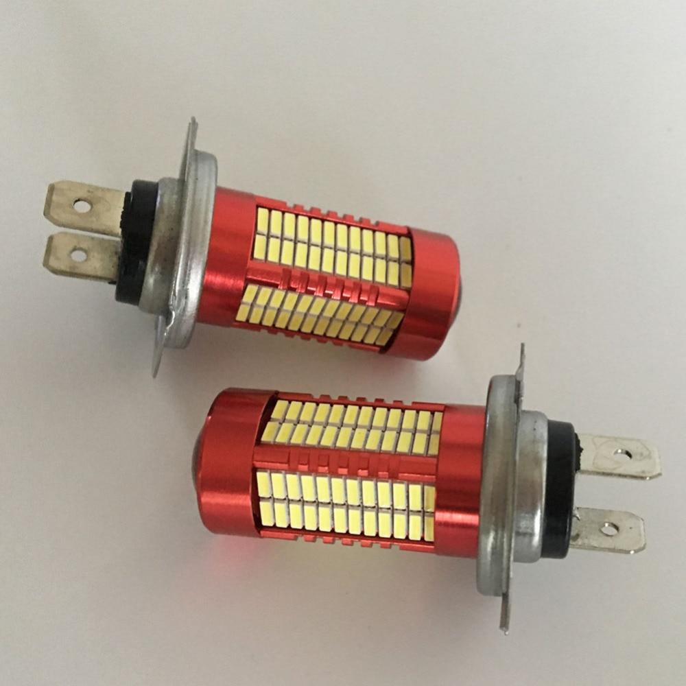 Vienas komplektas H7 LED H11 9005 9006 automobilio rūko žibinto - Automobilių žibintai - Nuotrauka 5