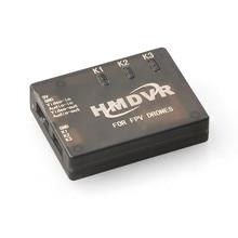 HMDVR Mini Digital Video Audio Recorder 30fps for FPV Drones Quadcopter Q250 F16394