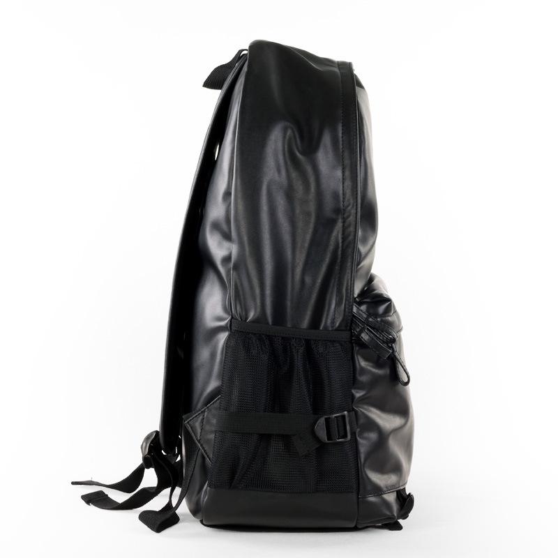 Women BTS Backpack Luminous PU Leather Female Backpacks Waterproof Boys Girls School Bags Teenager Schoolbag Mochila BP0172 (2)