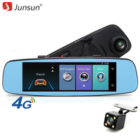 Junsun 4G Android 5 1 Car DVR Camera Mirror GPS Navigation Digital FHD 1080P Video Recorder