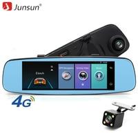 Junsun 4G Android 5 1 Car DVR Camera Mirror GPS Navigation Digital FHD 1080P Video Recorder
