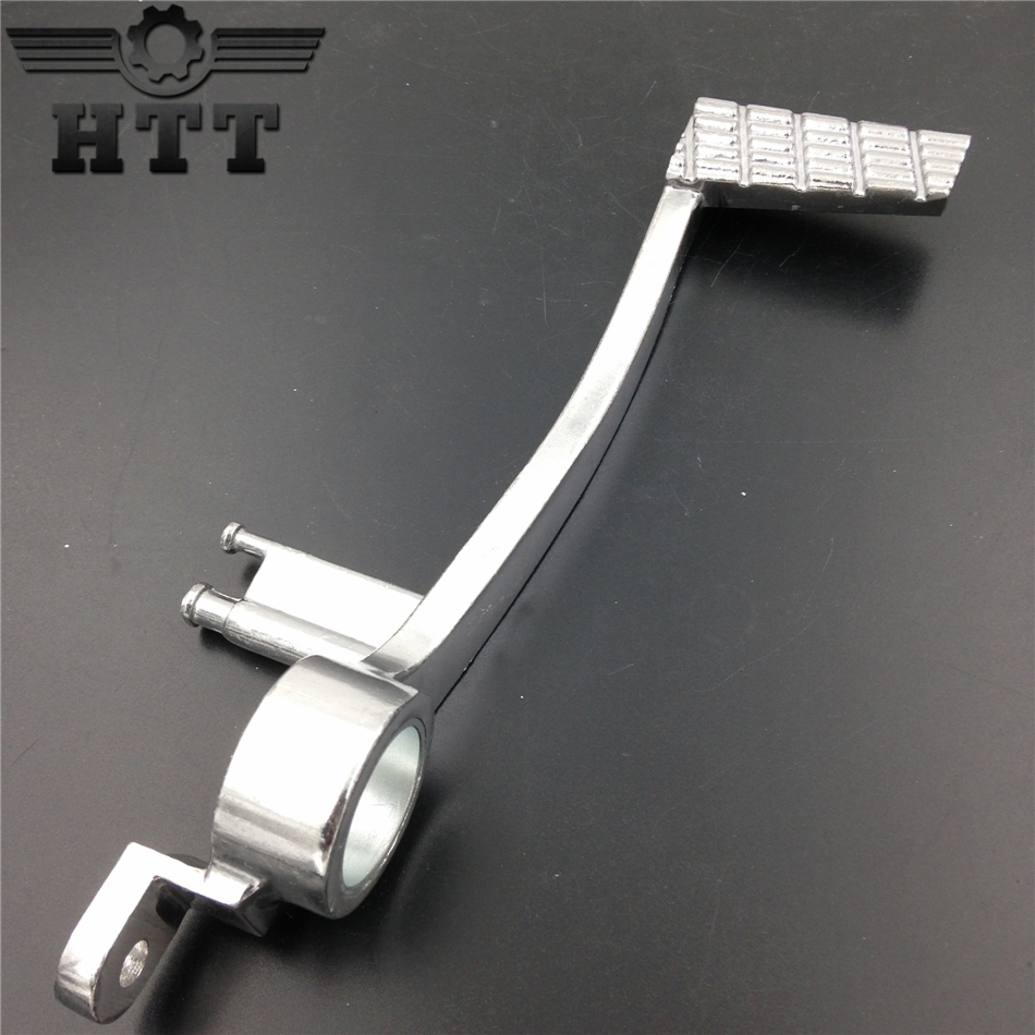 Aftermarket free shipping motorcycle parts For Motorcycle Suzuki GSXR 600 750 1000 06-10 Silver Folding Brake Shift Pedal aftermarket free shipping motorcycle parts bike lowering links fit for 1987 2007 kl klr 650 silver