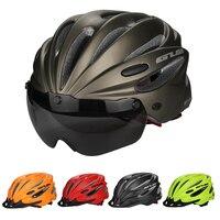 Sport all'aria aperta GUB Marca Ultralight Casco Della Bicicletta Casco In-mould MTB Bike Helmet Casco Strada di Montagna Casco SS