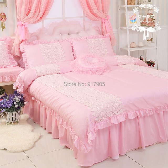 pink queen comforter set Elegant Pink Queen Comforter Set Designer Brand Egyptian Cotton  pink queen comforter set