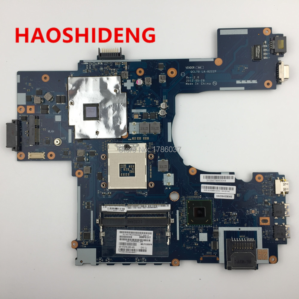 QCL70 LA-8222P For Asus k75 K75V K75VJ K75VM series motherboard .All functions 100% fully Tested ! asus m4a78 vm desktop motherboard 780g socket am2 ddr2 sata2 usb2 0 uatx second hand high quality