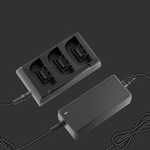 Image 4 - Зарядное устройство для дрона 3 в 1 Parrot Bebop 2, портативное зарядное устройство с аккумулятором 12,6 В 2 А