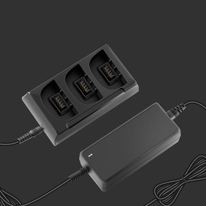 Image 4 - 3in1 Parrot Bebop 2 Drone FPV Battery Charging Hub 12.6V 2A Balancing Fast Filling Discharger Portable Otdoor Charger For Parrot