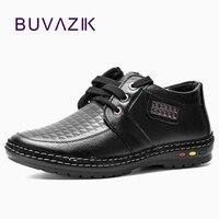 2017 nuevos hombres ocasionales de los zapatos de aumento de la altura de 5 cm de cuero genuino zapatos masculinos de cuero suave y cómodo negro marrón freeshipping