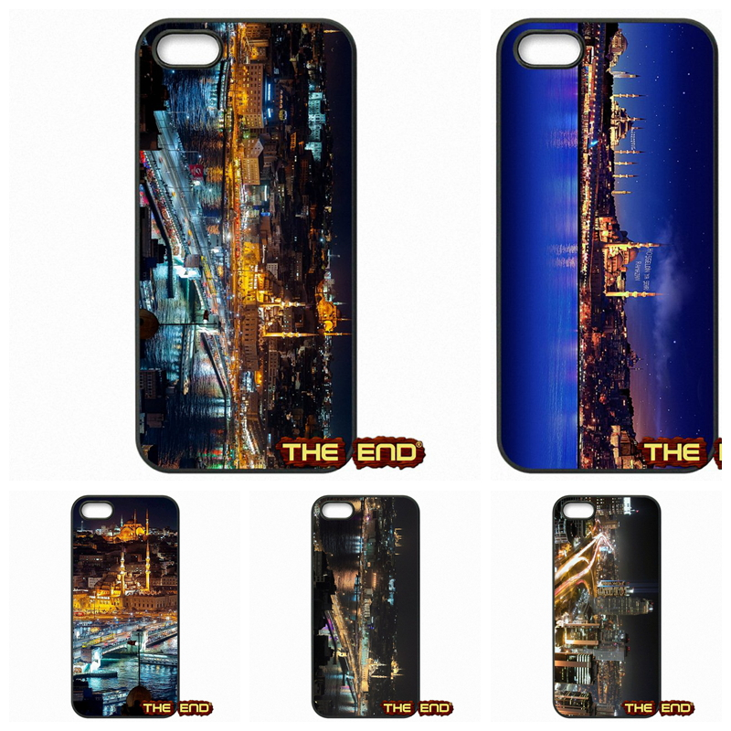 <font><b>Amazing</b></font> <font><b>Places</b></font> Istnbul Night Print Hard Phone Case Cover For Samsung Galaxy A3 A5 A7 A8 A9 Pro J1 J2 J3 J5 J7 2015 2016